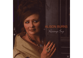 Alison Burns - Kissing Bug - (CD)