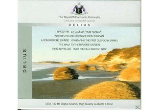 Rpo, Royal Philharmonic Orchestra - Delius, Frederick - (CD)