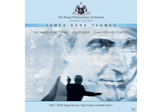 Royal Philharmonic Orchestra, Davis Carl - James Bond Themes - (CD)