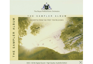 Rpo, Royal Philharmonic Orchestra - The Sampler Album Rpo Klassik (Various) - (CD)