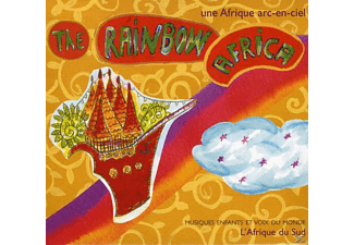 VARIOUS - The Rainbow Africa - (CD)