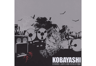 Kobayashi - Strange Lights And Resolutions - (CD)
