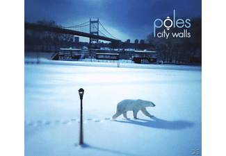 Poles - City Walls - (CD)
