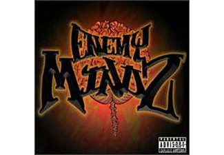 Enemy Mindz - Every Negative Environment - (CD)