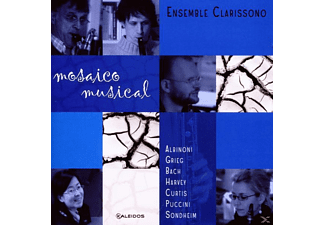 Ensemble Clarissono - Mosaico Musical - (CD)