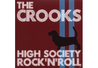 Crooks - High Society Rock'n Roll - (CD)