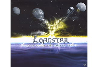 Loadstar - Calls from the outer space - (CD)