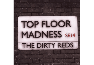 The Dirty Reds - Top floor madness - (CD)