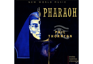 Phil Thornton - Pharaoh - (CD)