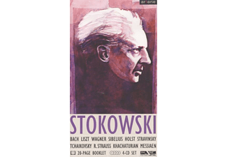 The Philadelphia Orchestra, Nbc So, Stokowsk - Leopold Stokowski (Various) - (CD)