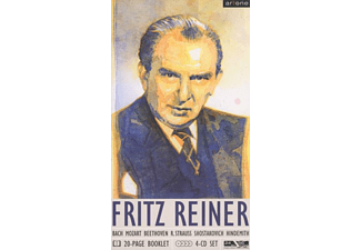 Reiner, Chicago So, Nbc So - Fritz Reiner (Various) - (CD)