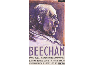 Sir Thomas Beecham - Sir Thomas Beecham - (CD)