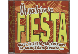VARIOUS - On Va Faire La Fiesta [CD]