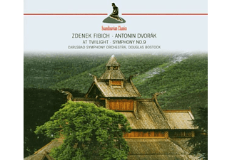 Carlsbad So - At Twilight-Sinfonie 9 (Fibich/Dvorak) [CD]