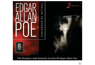 Edgar Allan Poe - Mythos (Various) - (CD)