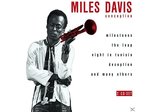 Miles Davis - Miles Davis Conception - (CD)