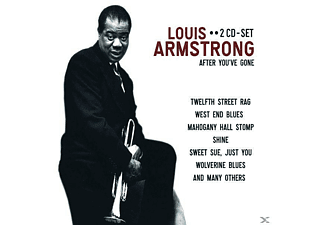 Louis Armstrong - After You've Gone - (CD)