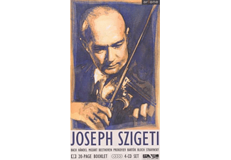 Lpo, So British, Szigeti, Beecham - Joseph Szigeti (Various) - (CD)