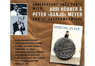 "Abbi Hübner & Peter ""Banjo"" Meyer - Anniversary Jazz Party (Various) [CD]"