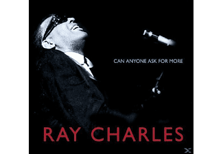 Ray Charles - Can Anyone Ask For More [CD]