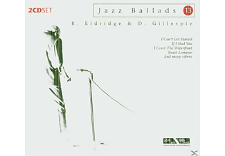 Roy Eldridge, Dizzy Gillespie - Jazz Ballads 13 - (CD)