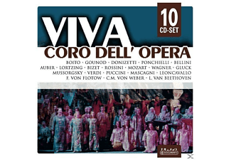 VARIOUS - Viva Coro Dell'opera-Wallet Bo - (CD)