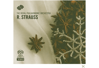 Rpo, Royal Philharmonic Orchestra - Also Sprach Zarathustra (Strauss, Richard) [SACD Hybrid]