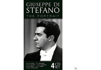 Guiseppe Di Stefano, VARIOUS - The Portrait - (CD)