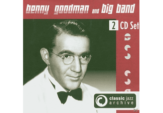 Benny Goodman - Classic Jazz Archive - (CD)