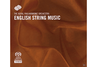 Barry Wordsworth, RPO/Wordsworth - English String Music (Various) - (SACD Hybrid)