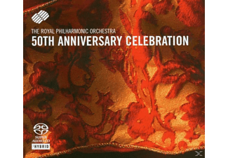 Rpo, Royal Philharmonic Orchestra - 50th Anniversary Celebration (Various) - (SACD Hybrid)