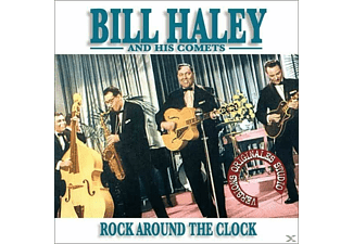 His Comets - Rock Around The Clock - (CD)