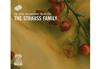 Rpo, Peter Rpo/guth - The Strauss Family (Strauss,Johann (Sohn)/Strauss, - (SACD Hybrid)