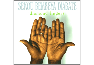 Sekou Bembeya Diabate - Diamond Fingers - (CD)