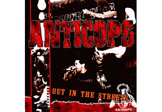 Anticops - Out In The Streets - (CD)