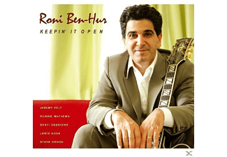 Roni Ben-hur - Keepin' It Open - (CD)