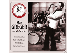 Max Greger - Tequila - (CD)