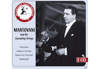 Mantovani - Kisses In The Dark/Indian Summer - (CD)