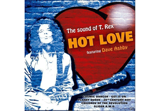 Hot Love, Dave Ashby - The Sound Of T.Rex - (CD)
