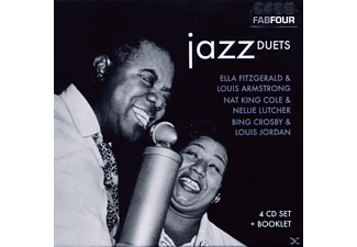 VARIOUS - Jazz Duets - (CD)