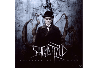 Stigmatized - Whispers Of The Dead - (CD)