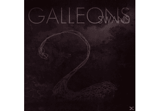 Galleons - Swans - (CD)