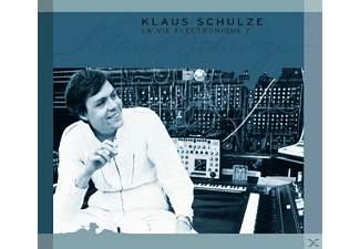 Klaus Schulze - La Vie Electronique Vol.7 [CD]