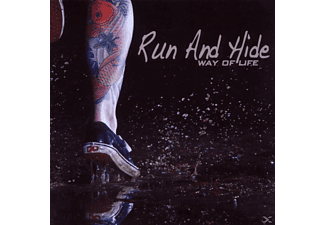 Run And Hide - Way of life - (CD)