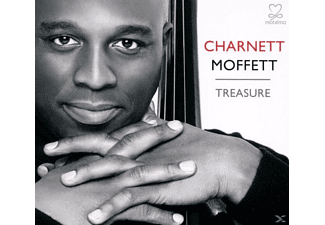 Charnett Moffett - Treasure - (CD)