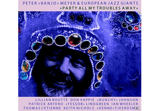 "Peter ""banjo"" Meyer - Party All My Troubles Away - (CD)"