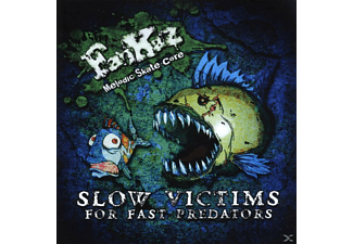 Fankaz - Slow Victioms for fast Predators - (CD)