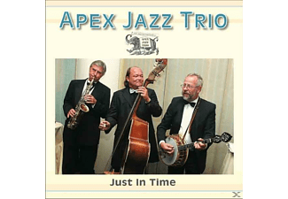 Apex Jazz Trio - Just In Time - (CD)
