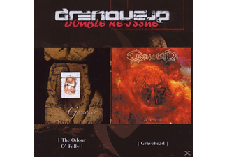Grenouer - The Odour O Folly/Gravehead - (CD)
