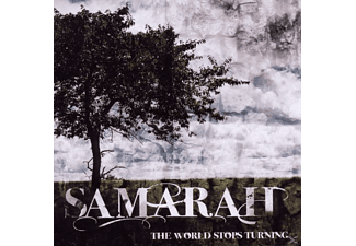 Samarah - The world stops turning - (CD)